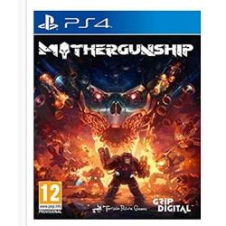 Chollo - Mothergunship - PS4 [Versión física]