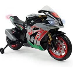 Chollo - Moto Racing Aprilia 12V con luces y sonidos - Injusa 64900