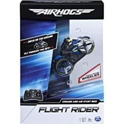 Chollo - Moto radio control Air Hogs Flight Rider - Bizak 61924646