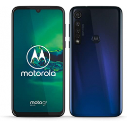 Chollo - Motorola Moto G8 Plus 4GB 64GB Cosmic Blue | PAGE0001DE