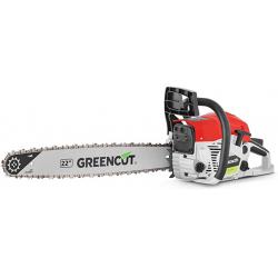 "Chollo - Motosierra Gasolina Greencut GS680X 22"""