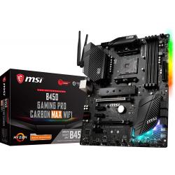 Chollo - MSI B450 Gaming Pro Carbon MAX WiFi   911-7B85-012