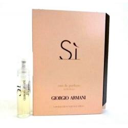 Chollo - Muestra Gratis de Sì Eau de Parfum de Giorgio Armani