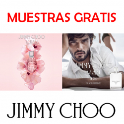 Chollo - Muestras Gratis de Fragancias Man Ice y L'Eau de Jimmy Choo