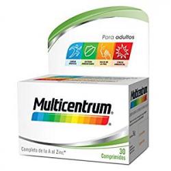 Chollo - Multicentrum Adultos (30 comprimidos)