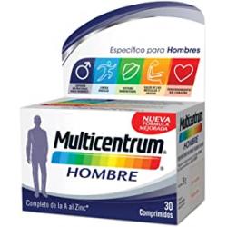 Chollo - Multicentrum Hombre 30 comprimidos
