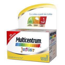 Chollo - Multicentrum Junior (30 Comprimidos)