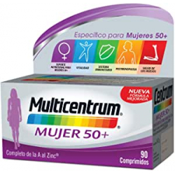 Chollo - Multicentrum Mujer 50+ (90 Comprimidos)