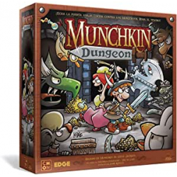 Chollo - Munchkin Dungeon Juego de mesa - EECMMU01