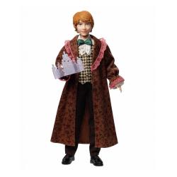 Chollo - Muñeco Harry Potter: Ron Weasley Baile de Navidad - Mattel GFG15