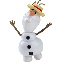 Chollo - Muñeco Olaf Cantarín Disney Frozen (Mattel CJW68)