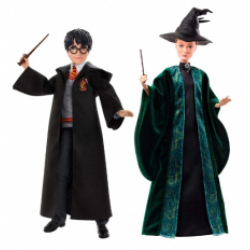 Chollo - Muñecos Harry Potter 27cm Mattel