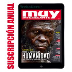 Chollo - Muy Interesante Digital | 12 números