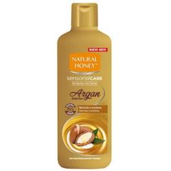 Chollo - Natural Honey Sensorial Care gel de ducha aceite de Argán Addiction 650 ml