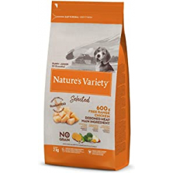 Nature's Variety Selected Junior Pollo 2kg