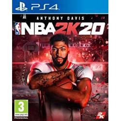 Chollo - NBA 2K20 para PS4