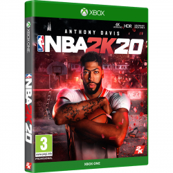Chollo - NBA 2K20 para Xbox One