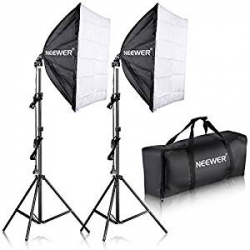 Kit Iluminación de Estudio Neewer 700W (10086584)