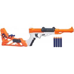 Chollo - Lanzador Nerf N-Strike Elite Sharpfire Blaster (Hasbro A9315EU4)