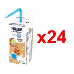 Chollo - Pack 24x Nestlé Crecimiento Junior +1 Galleta María (24x180ml)