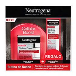 Chollo - Neutrogena Cellular Boost Pack Antiedad