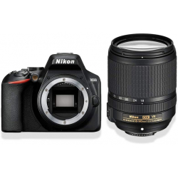 Chollo - Nikon D3500 Cámara réflex Digital con Objetivo Nikkor AF-S 18-140mm