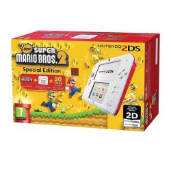 Nintendo 2DS + New Super Mario Bros 2 (Preinstalado)