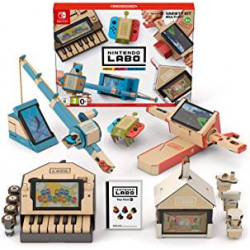 Chollo - Nintendo Labo Kit Variado