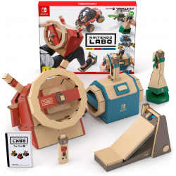 Chollo - Nintendo Labo Toy-Con (03) Kit de Vehículos para Nintendo Switch