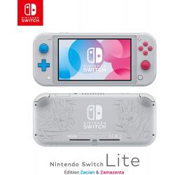 Chollo - Nintendo Switch Lite Edición Limitada Zacian y Zamazenta (Ed. Pokémon)