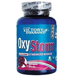 Chollo - Nitratos estandarizados Victory Endurance Oxy Storm 90 Cápsulas