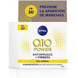 Chollo - Nivea Q10 Power Antiarrugas Cuidado de Día SPF30 50ml
