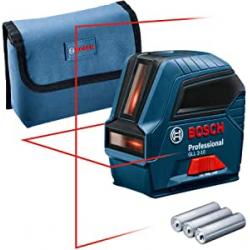 Chollo - Nivel Láser de líneas Bosch GLL 2-10 Professional (0601063L00)