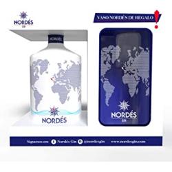 Chollo - Nordés Atlantic Galician Gin 70cl + Vaso Nordés | 8435449501337