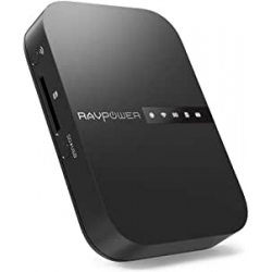 Chollo - Nube Personal + Router + PowerBank RAVPower FileHub WiFi
