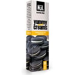 Chollo - NÜL Galletas rellenas de crema de vainilla Pack 12x 125g