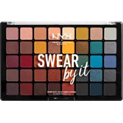 Chollo - Nyx Professional Makeup Paleta de sombras de ojos Swear by it | 800897170387
