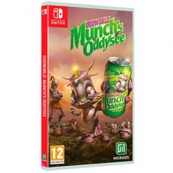 Chollo - Oddworld Munch´s Oddysee para Nintendo Switch