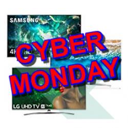 Chollo - Ofertas Cyber Monday en Televisiones