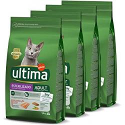Chollo - Ofertas de Black Friday en Comida para gatos Ultima de Affinity