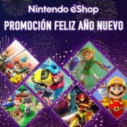 Chollo - Ofertas de Nintendo eShop: Promoción Año Nuevo 2020