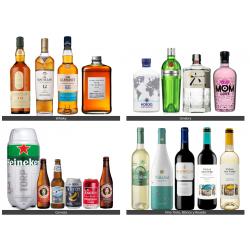 Chollo - Ofertas de Prime Day en bebidas espirituosas, vino y cerveza