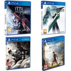 Chollo - Ofertas del Prime Day en juegos de PlayStation 4