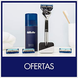 Chollo - Ofertas Packs Gillette hasta -38%