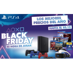 Chollo - Ofertas PlayStation 4 de Black Friday