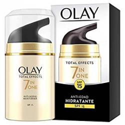 Chollo - Olay Total Effects Crema Anti-Edad Hidratante SPF-15 (50ml)