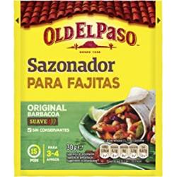 Chollo - Old El Paso Sazonador para Fajitas 30g