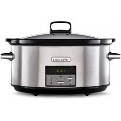 Chollo - Olla de cocción lenta Crock-Pot CSC063X