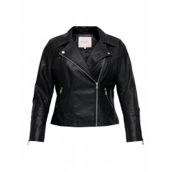 Chollo - Only Carmakoma Caremmy Biker Chaqueta mujer | 15183380