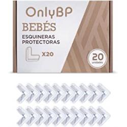 Chollo - OnlyBP Esquineras protectoras para bebés Kit 20 piezas
